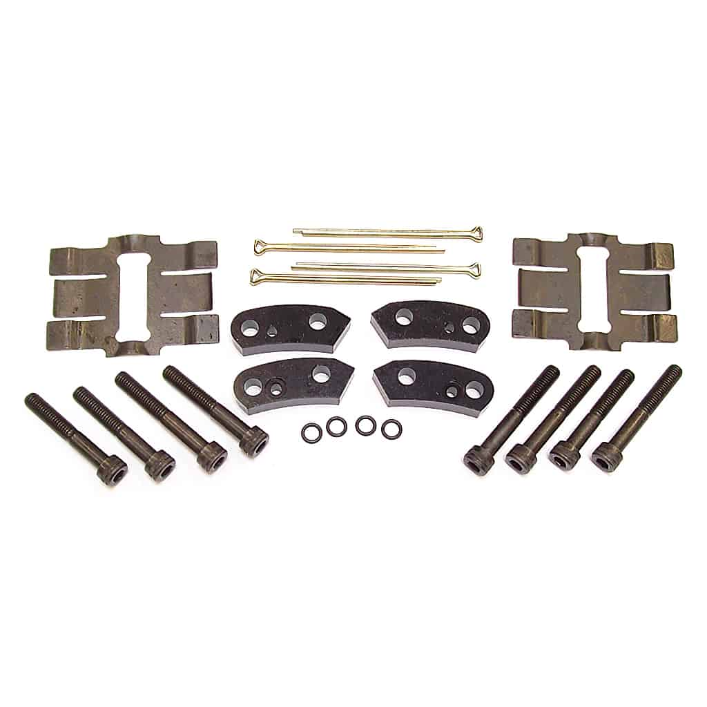 Four Pot Caliper Spacer Kit