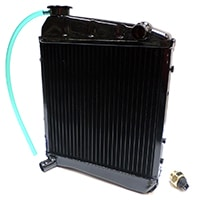 Radiator, SPI, Super 2-core, 1992-1996