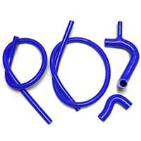 Radiator Hose Kit, 1275, Blue Silicone