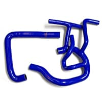Radiator Hose Kit, MPi, Blue Silicone