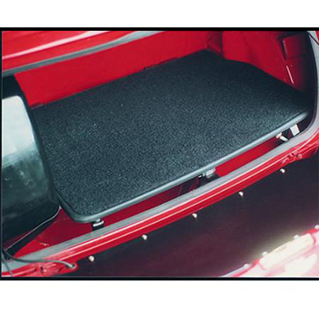 Boot Board, Carpeted, Single Tank, to 1980