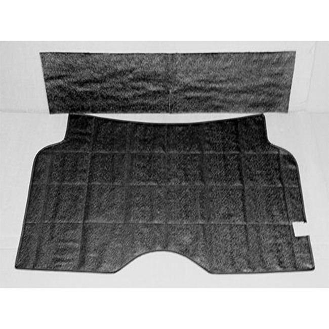 Soundproofing Kit, Bonnet & Firewall, Clubman