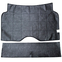 Soundproofing Kit, Bonnet & Firewall, Clubman
