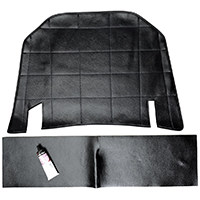Soundproofing Kit, under bonnet, Mk1-Mk2