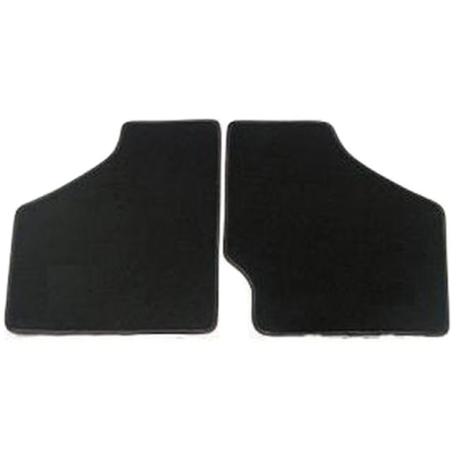 Floor Mat Set, 2-piece Deluxe, 1959-1973