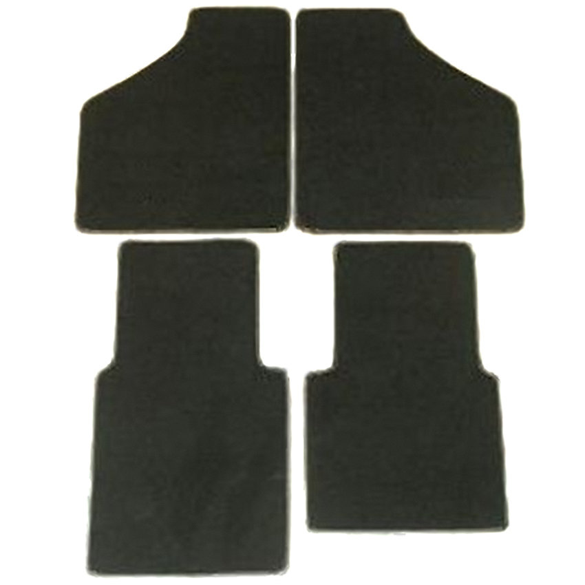 Floor Mat Set, 4-piece, Traveller, 1973-1980