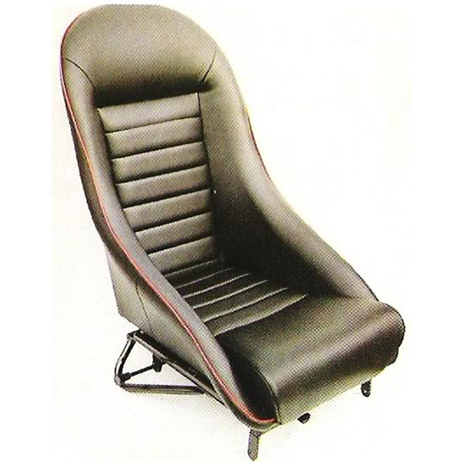 Bucket Seat, Classic 2000, Leather