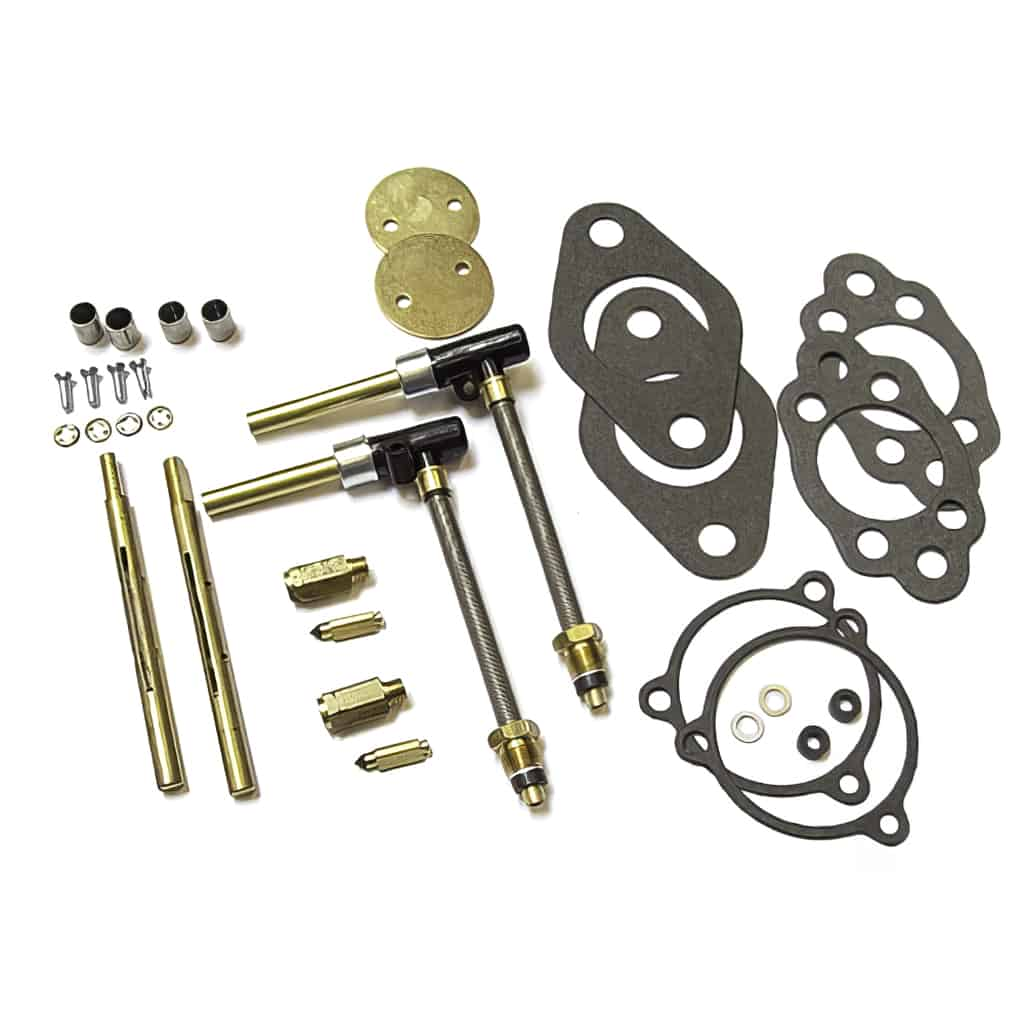 Carb Repair Kit, Master, Twin HS2