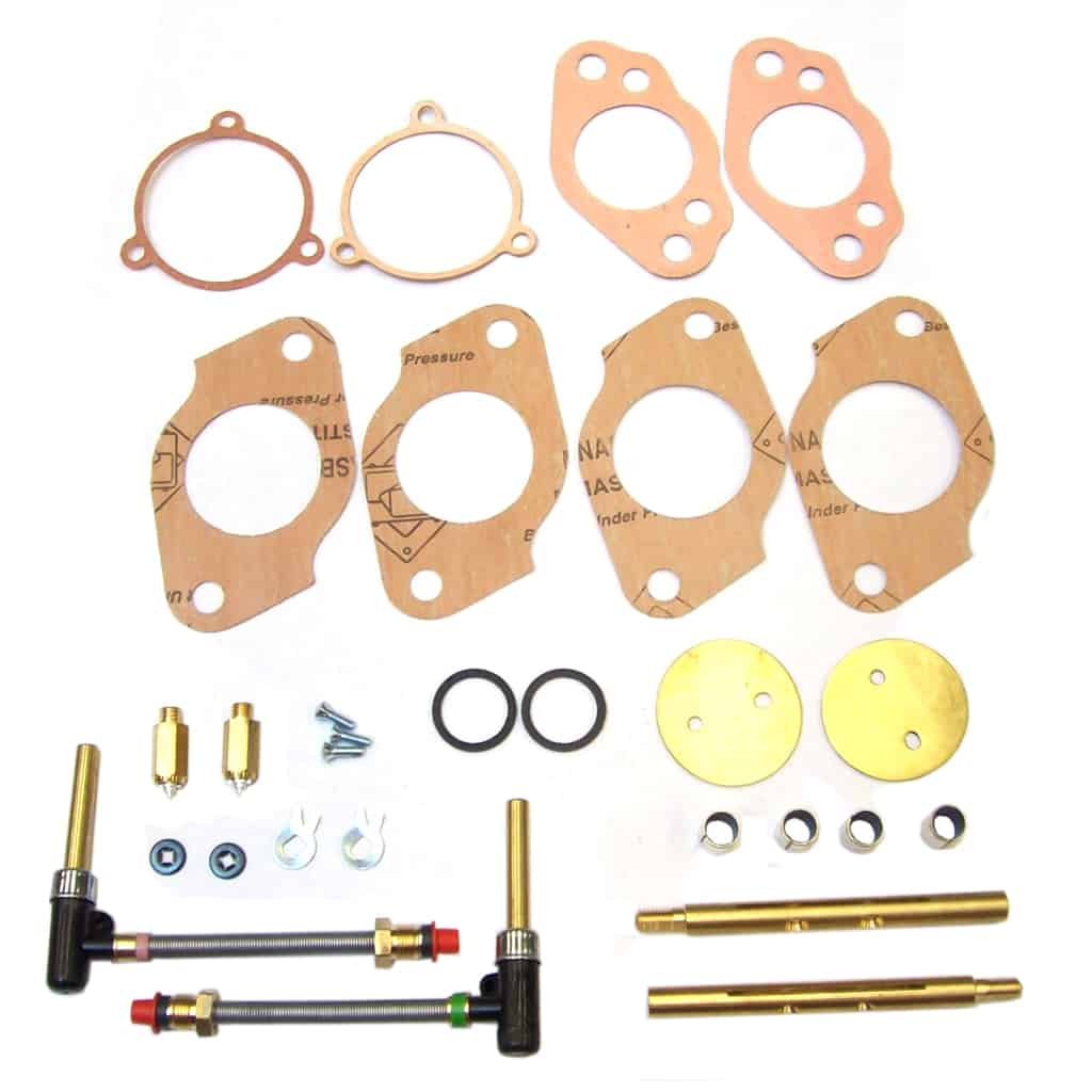Master Rebuild Kit, twin HS4, SU