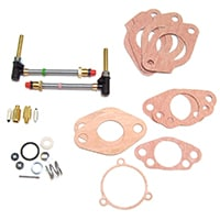 Carb Service Kit, twin HS2, HS4