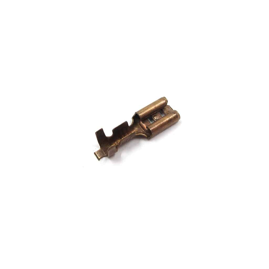 "Connector, Female, 3/16"", Lucar"