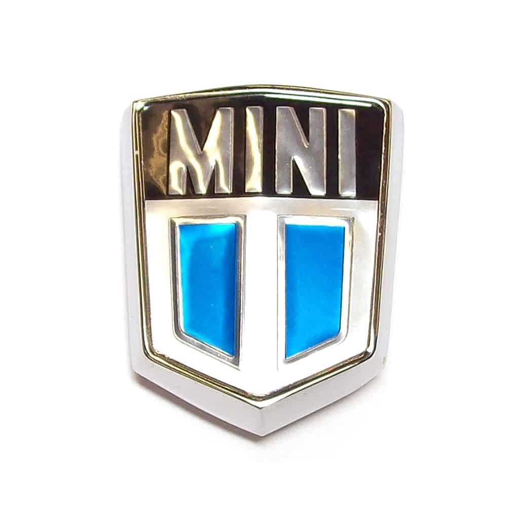 Bonnet Badge, Mini Shield