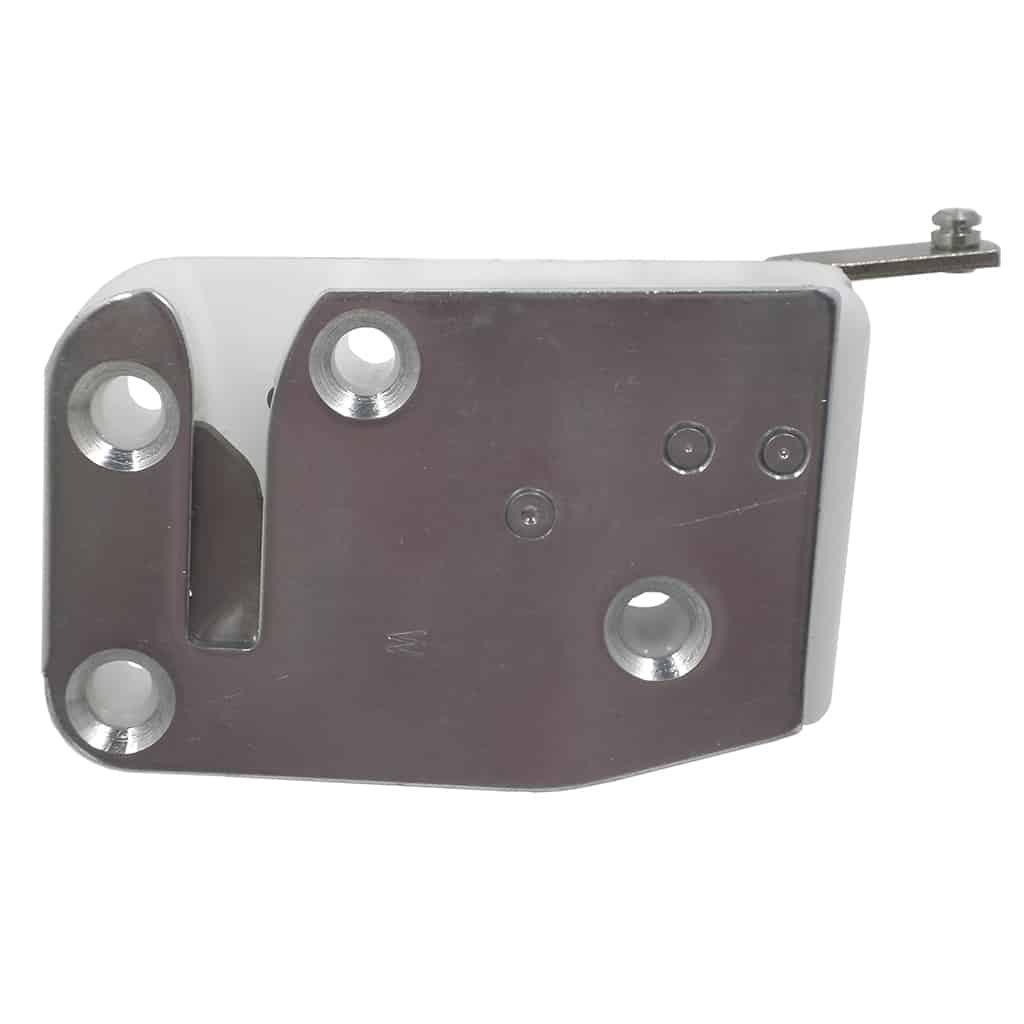 Door Latch and Lock Assembly