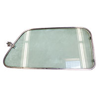 Glass, Mk1 Quarter Window 1959-1966, Clear