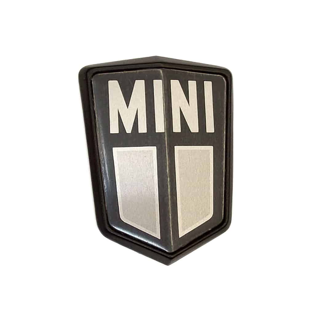 Bonnet Badge, Mini Shield