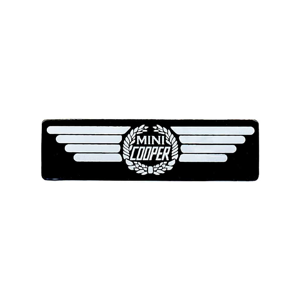 Decal, Rocker Cover, Mini Wings