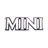 """MINI"" boot badge"