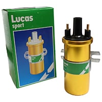 Ignition Coil, up to 1984, Sports