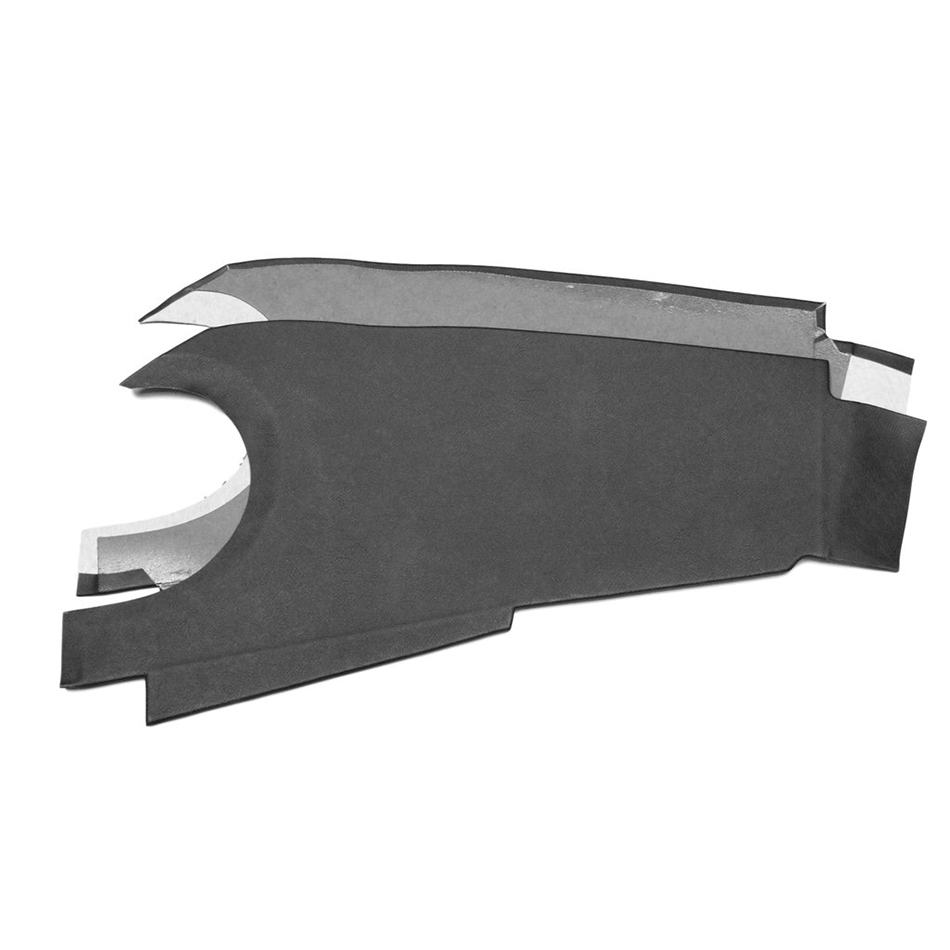 Dashboard Trim Panels, 1962-67, Oval Binnacle (DT3021) - DT3021