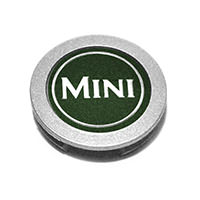 "Wheel Center Cap, Rover Minilite, ""Mini"""