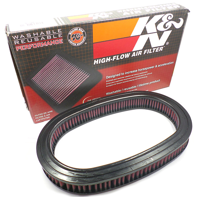 Air Filter Element, K&N, SPi and MPi
