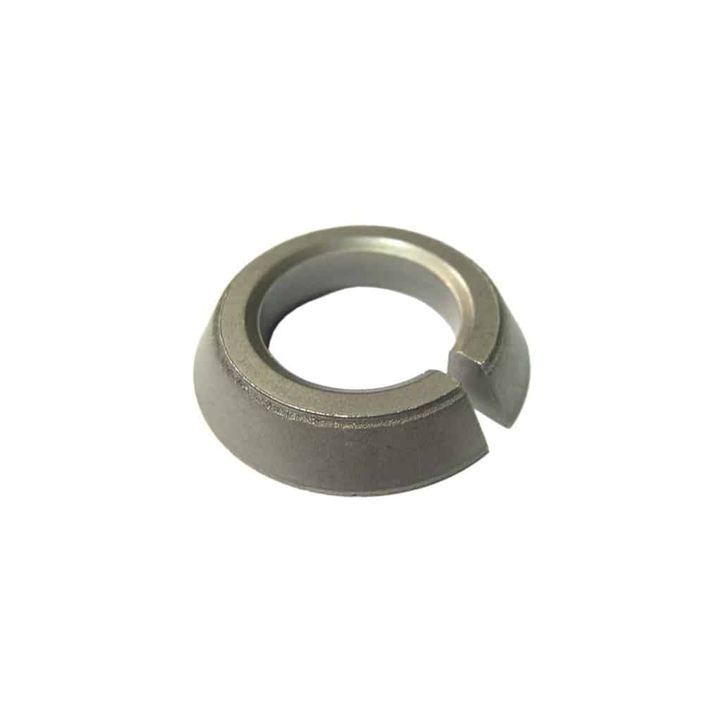 Tapered Collar under CV Nut
