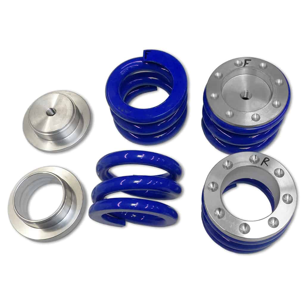 Coil Spring Conversion Kit, Blue