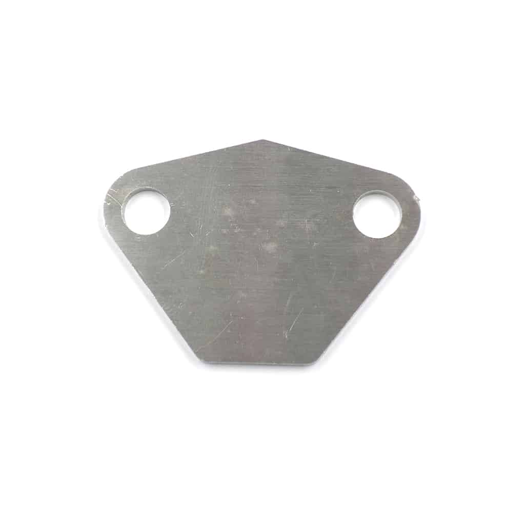 Fuel Pump Blanking Plate