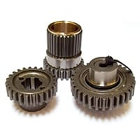 Straight-cut Roller Drop Gear Set, 1.00:1, pre-A+, Swiftune