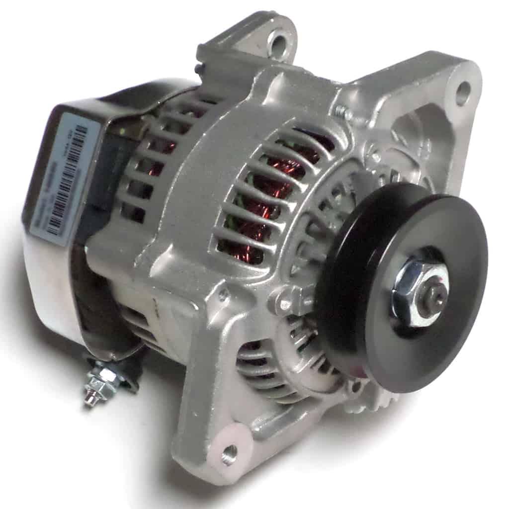 Alternator, Compact