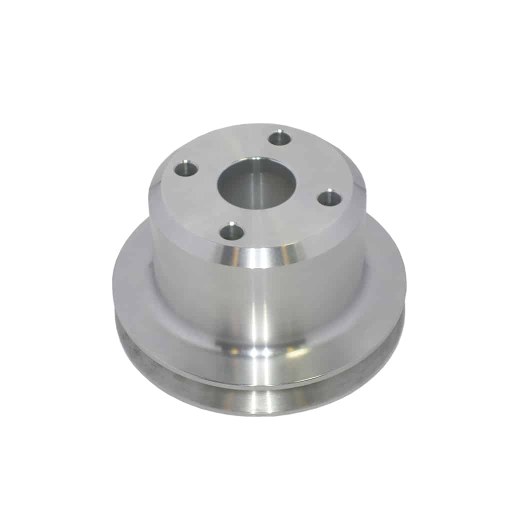 Water Pump Pulley, Aluminum