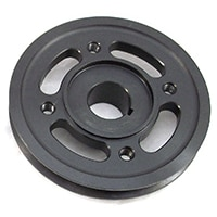 Steel V-Belt Pulley, Cooper S Replacement