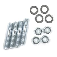 Manifold Stud Set, 7 Port Aluminum Heads