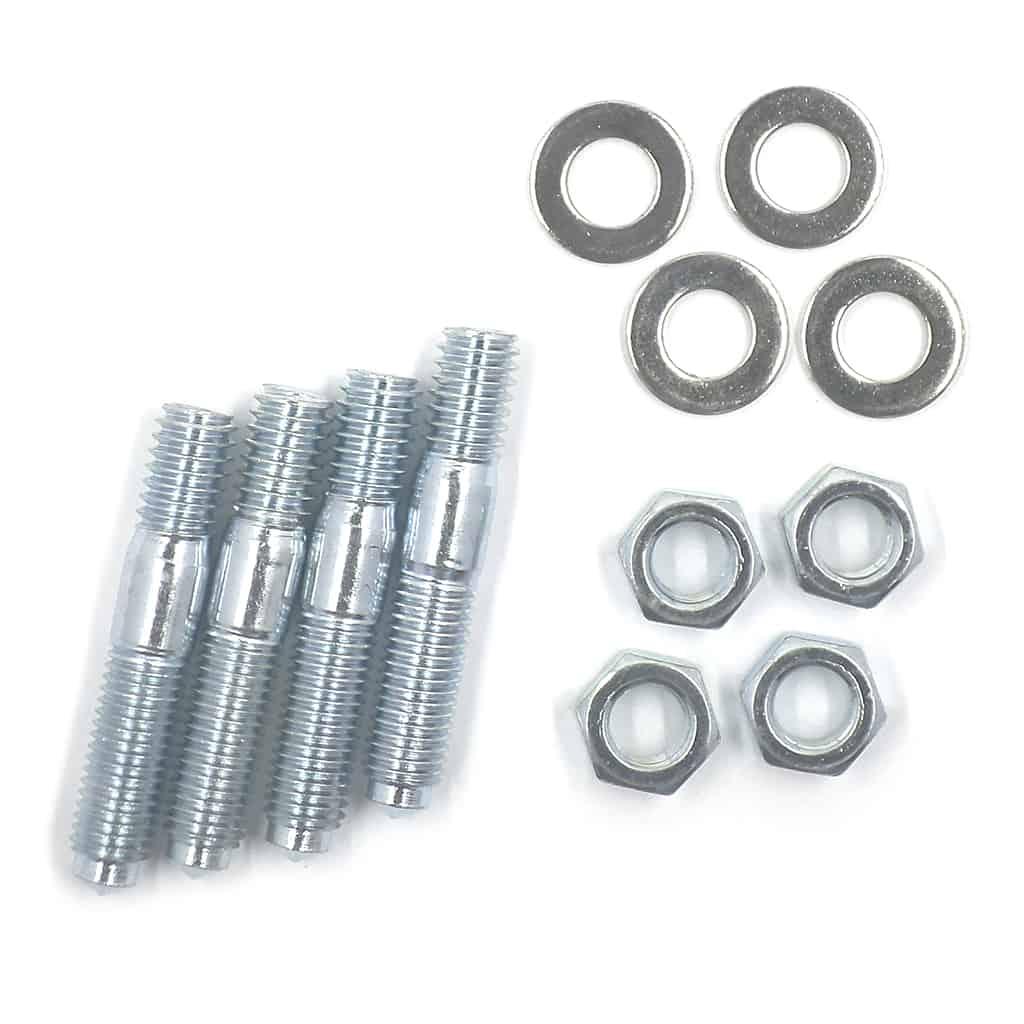 Manifold Stud Set, 7 Port Aluminum Heads