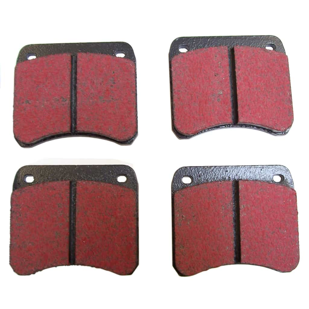 Brake Pads, 998 Cooper, EBC Ultimax