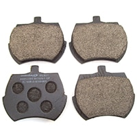 "Brake Pads, 8.4"" rotor, Mintex, street-use"
