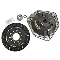 Clutch Kit, 3-Piece, pre-Verto, Borg & Beck