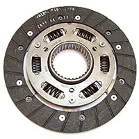 Clutch Disc, Verto, 190mm, 1990-on