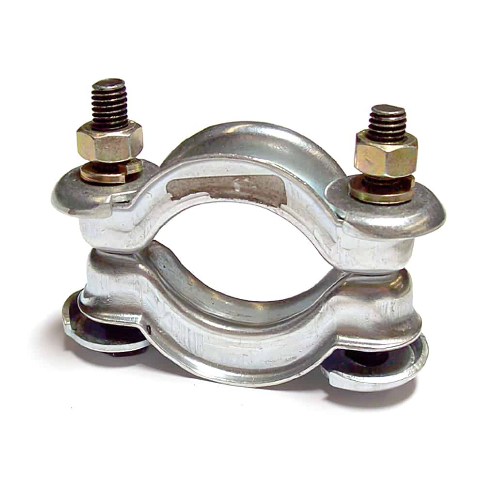 Clamp, Iron Exhaust Manifold
