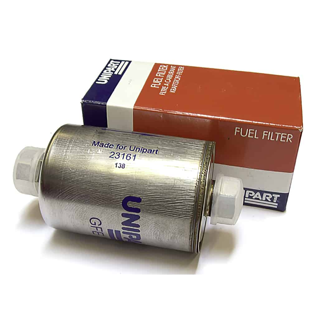 Fuel Filter, late MPi