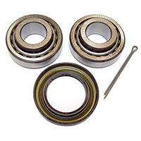 Rear Wheel Bearing Kit, Taper Roller, Timken