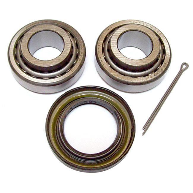 Rear Wheel Bearing Kit, Taper Roller, Timken