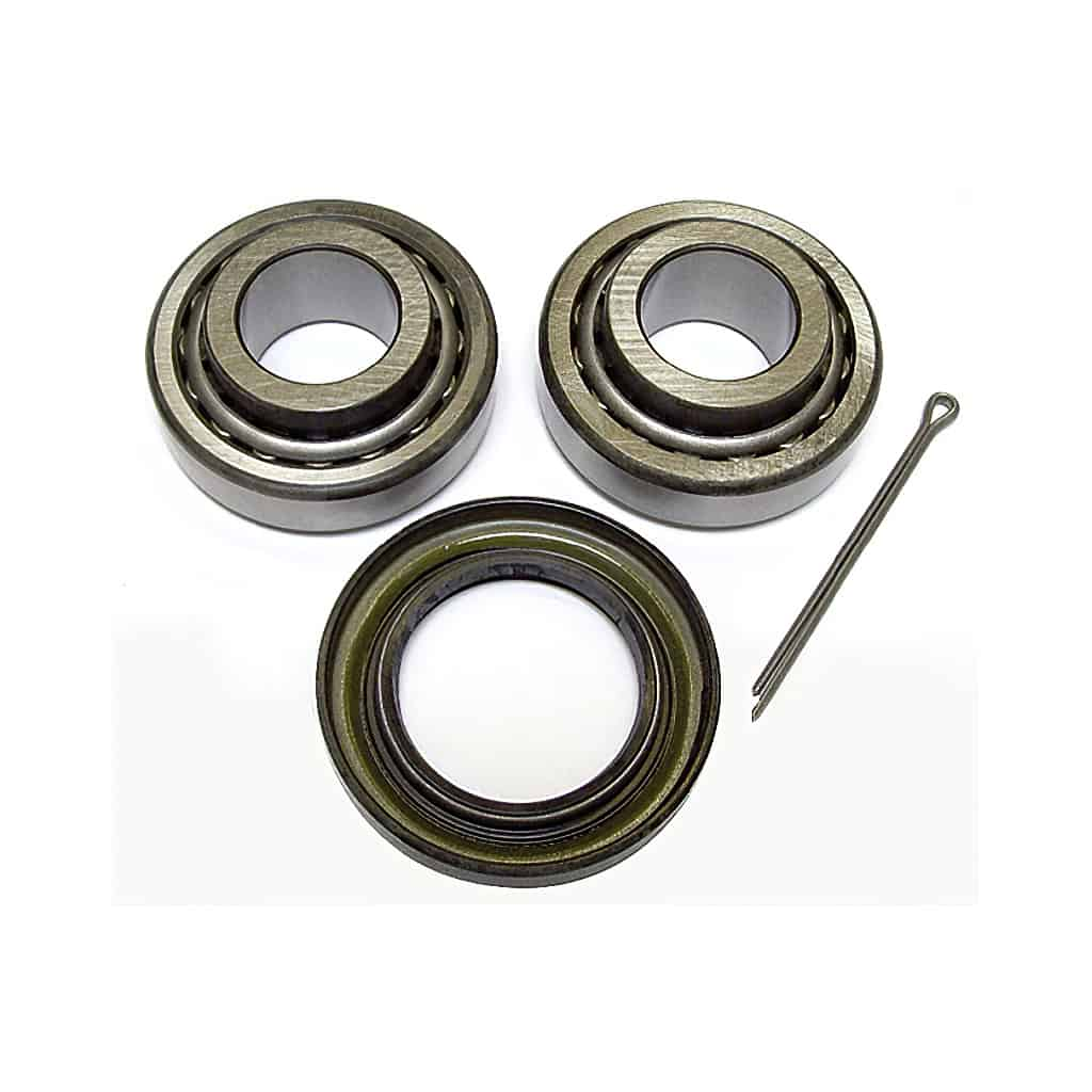 Rear Wheel Bearing Kit, Taper Roller, Aftermarket