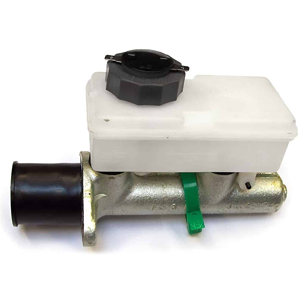 Brake Master Cylinder, 1989-on, Horizontal