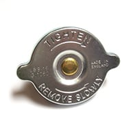Radiator Cap, 15lb, Late