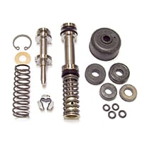 Brake Master Cylinder Rebuild Kit, Tandem, Diagonal Split 1975-80