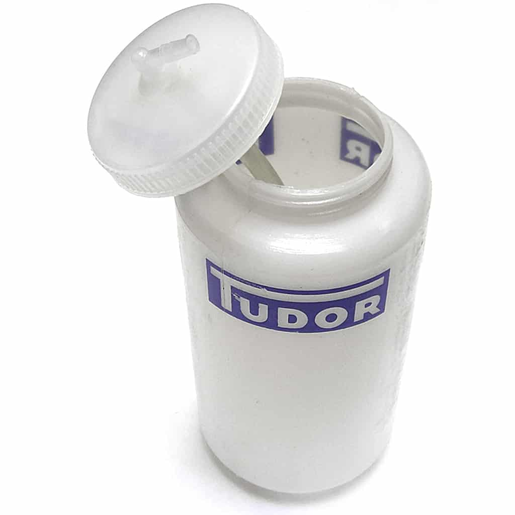 Windscreen Washer Bottle Kit, Tudor, Mk1-2