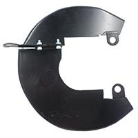 """Disc Brake Dust Shields, 8.4"""" disc, Left Hand"""