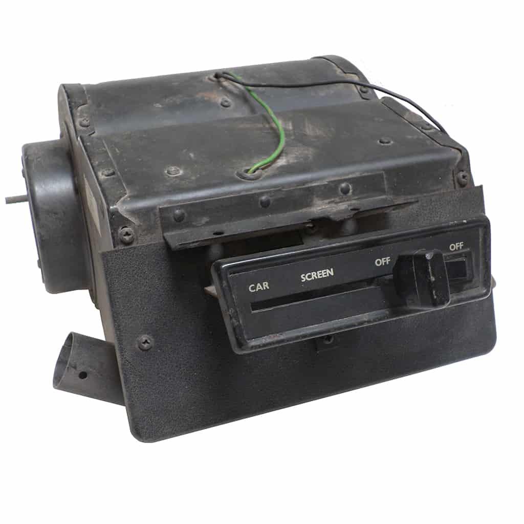Heater, 1984-92, Used