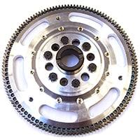 KAD Aluminum Flywheel, Inertia Starter